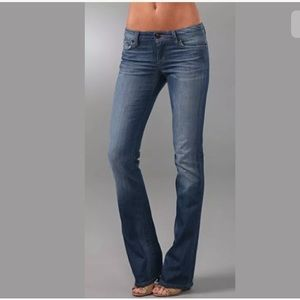 """JOE'S Jeans- """"The Starlet"""" Bootcut Jeans-26"""